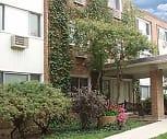 Lotus Gardens, Northwestern University, IL