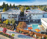 Solis Garden Apartments, Cal State East Bay, CA