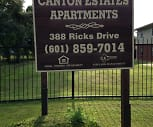 Canton Estates Apartments, Canton Academy, Canton, MS