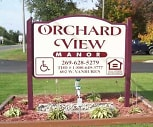 Orchard View Manor, Gobles Elementary School, Gobles, MI