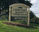 Colerain Tower Apts, Mt Airy Elementary School, Cincinnati, OH