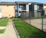 Villa Main Apartments, Taft Elementary School, Port Arthur, TX