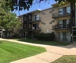 Bernice Terraces, Memorial Junior High School, Lansing, IL