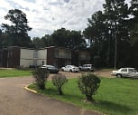 Foxrun Apartments Townhomes, Pearl Junior High School, Pearl, MS