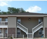 Creekside Apartments, Highland Park Elementary School, Stillwater, OK