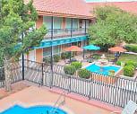 Pool, Sandia Shadows Apartments