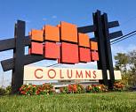 Columns, Western Kentucky University, KY