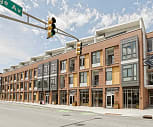 Lockerbie Lofts, Canal and White River State Park District, Indianapolis, IN