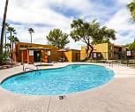 Villa Del Sol, Davis-Monthan Medical Clinic, Tucson, AZ