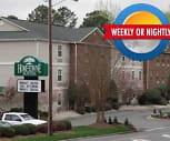 InTown Suites Plus - Kannapolis (YKN), Kannapolis, NC