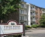 Building, Twin Pines Apartments