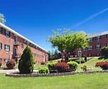 Brandywine Garden Apartments, Hillsdale Elementary School, West Chester, PA