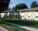 Kearney Cooley Plaza, West Fresno Elementary School, Fresno, CA