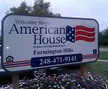 American House Senior Living Residences, 48336, MI
