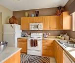 Lots of Counterspace and Storage in this Kitchen, Fresco Apartment Homes