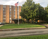 Pleasantview Towers, Jackson Middle School, Vienna, WV