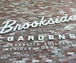 Brookside Gardens, Benjamin Franklin Elementary School, Meriden, CT