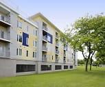 Erie Harbor Apartments, Colgate Rochester Crozer Divinity School, NY