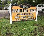 Hamilton West Apartments, Hamilton, OH