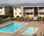 Hacienda Gardens, John A Rowland High School, Rowland Heights, CA
