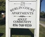 Berlin Court Apartments, 08009, NJ