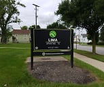 Lima Apartments, James A Rhodes State College, OH
