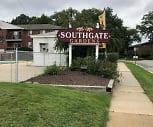Southgate Gardens, West Park Place Elementary School, Newark, DE