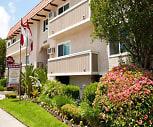 Promenade Apartments, Los Angeles Valley College, CA