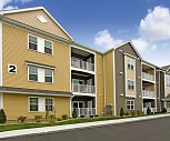 Washington Place Apartments, Mansfield, MA