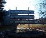 Executive Estates Apartments, Hunter Elementary School, Fairbanks, AK