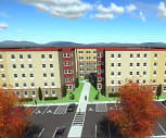 Building, Advantage Point Student Apartments