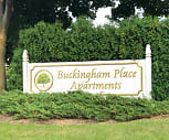 Buckingham Place, Thomas Jefferson Middle School, Waukegan, IL