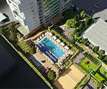 City Club Apartments Lafayette Park, Chene Street, Detroit, MI