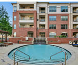 Pool, Prairie Crossing Apartments