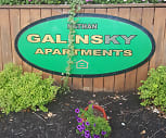 Nathan Galinsky Apartments, Edmeston, NY