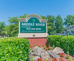 Middle River Townhomes, Eastern Technical High School, Baltimore, MD