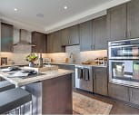Kitchen, Preston Hollow Village Apartments