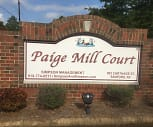 Paige Mill Court, Central Carolina Community College, NC
