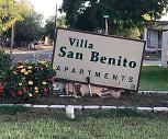 Villa San Benito, San Benito High School, San Benito, TX