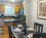 Dining Room, Summit and Birch Hill Apartments