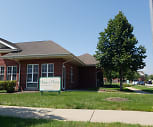 Horace Mann Apartments, Jefferson Elementary School, Gary, IN