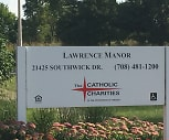 Lawrence Manor, Timbers Edge, Frankfort, IL