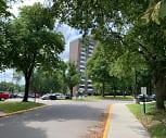 Cleveland Hi-Rise, Horace Mann School, Saint Paul, MN