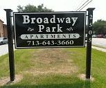 Broadway Park, 77012, TX