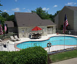 Pool, Ashwood Apartments