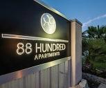 Community Signage, 88 Hundred