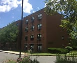 Eaton Avenue Apartments, Nitschmann Middle School, Bethlehem, PA
