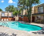 Pool, Salem Ridge Apartments
