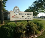 Brosig Street Apartments, Edison Middle School, Green Bay, WI