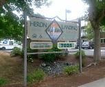 Heron Landing, Inglemoor High School, Kenmore, WA